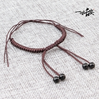 手绳半成品手绳饰品配件男女手绳DIY配饰材料