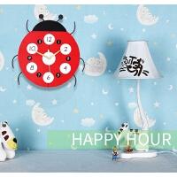 卡通挂钟客厅个性创意时尚时钟