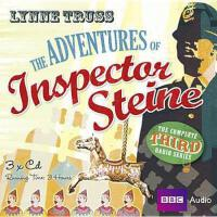 【预订】The Adventures of Inspector Steine: The Complete