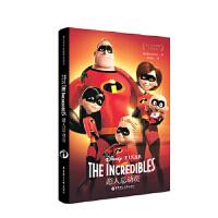 迪士尼大电影双语阅读 超人总动员 The Incredibles 迪士尼 9787562850878 华东理工大学出版