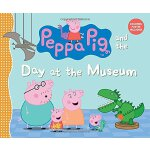 Peppa Pig and the Day at the Museum 粉红猪小妹:在博物馆的一天【英文原版童书 小猪