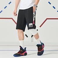 361运动短裤男ins潮2020春夏新款跑步健身裤子学生宽松休闲五分裤男装