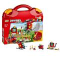 [当当自营]LEGO 乐高 小拼砌师系列 消防救援手提箱 积木拼插儿童益智玩具 10685
