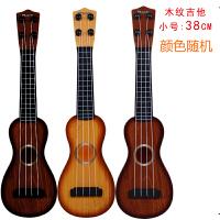 儿童吉他玩具仿真迷你乐器吉他 可弹奏宝宝婴儿玩具