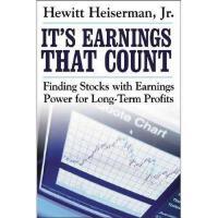 【预订】It's Earnings That Count: Finding Stocks with