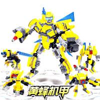 星钻积木legao男孩子6拼装玩具恐龙机器人7力9岁10生日礼物8儿童节礼物