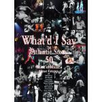 【预订】What'd I Say: The Atlantic Story 50 Years of Music