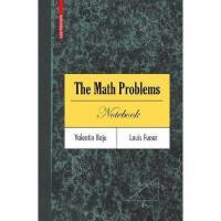 【预订】The Math Problems Notebook