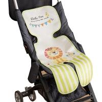 座椅凉席餐椅宝宝推车席婴儿推车凉席垫通用夏季冰丝透气儿童