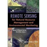 【预订】Manual Of Remote Sensing, Volume 4 'Remote Sensing