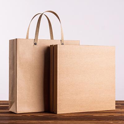 白茶茶饼包装盒高档礼盒盒子普洱茶空盒茶叶包装通用 本商品不含茶叶