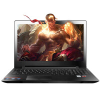 联想(Lenovo) IdeaPad110 15.6英寸 游戏商务办公 笔记本电脑 I7 6500U 8G内存 1T硬盘 2G独显 Win10 黑色