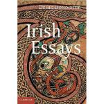 【预订】Irish Essays