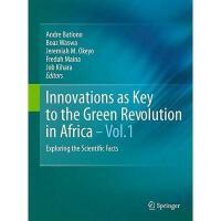 【预订】Innovations as Key to the Green Revolution in