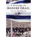 【预订】A History of Modern Israel