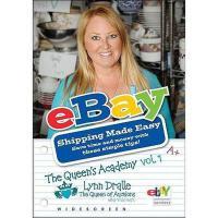 【预订】Ebay Shipping Made Easy, DVD: Save Time and Money