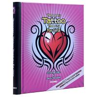 TEMPORARY TATTOO TREASURY FOR GIRLS 女孩的临时纹身目录 纹身图案