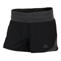 adidas/阿迪达斯女款2019夏新款透气休闲高腰热裤短裤休闲裤DQ2595