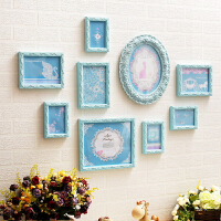 长方形 创意 简约现代 相片墙组合礼物 照片墙 相框墙
