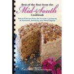 【预订】Best of the Best from the Mid-South Cookbook