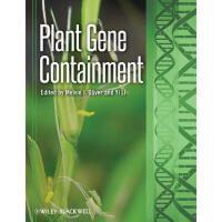【预订】Plant Gene Containment