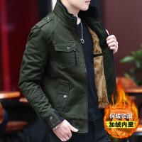 男士外套春秋2018新款韩版潮流秋季帅气牛仔外衣秋装男装夹克衣服