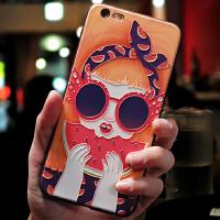 苹果6手机壳8plus潮牌男女款iphone6s韩国个性创意7plus硅胶全包