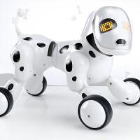 3-6岁儿童机器狗遥控电动玩具狗狗走路会唱歌小狗机器人