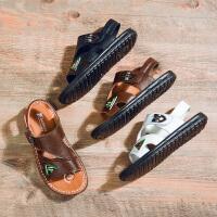 男童凉鞋中大童新款夏季小童小孩男孩儿童沙滩鞋