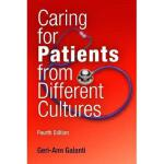 【预订】Caring for Patients from Different Cultures