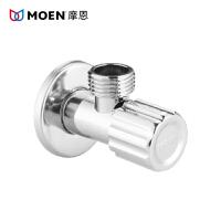 MOEN/摩恩 全铜冷热陶瓷阀芯 三角阀 热水器 马桶 卫生间龙头 厨房龙头通用100611