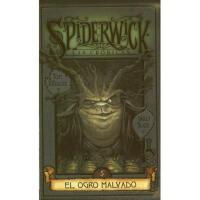 【预订】Spiderwick Cronicas: El Ogro Malvado