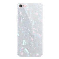 苹果6splus手机壳iPhone6硅胶x玻璃壳贝壳全包软边女款7plus