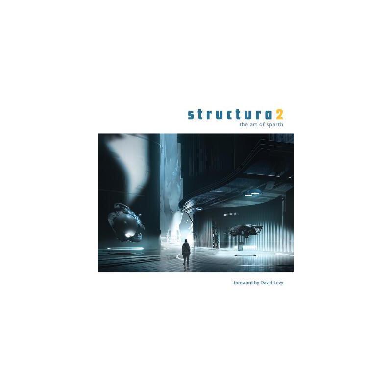【预订】Structura2: The Art of Sparth 预订商品,需要1-3个月发货,非质量问题不接受退换货。