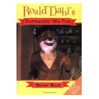 Roald Dahl\'s Fantastic Mr. Fox Sticker Book