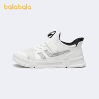 【3件5折价:90】巴拉巴拉官方童鞋儿童板鞋男中大童鞋子新潮时尚夏季鞋子