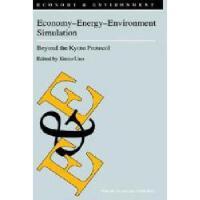 【预订】Economy - Energy - Environment Simulation: Beyond Y97814