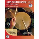 【预订】Open-Handed Playing, Vol 2: A Step Beyond, Book
