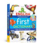 顺丰发货 点读版 升级版 MacMillan First Dictionary麦克米伦儿童图解词典辞典字典 英文原版