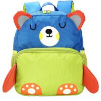 卡拉羊儿童书包幼儿园女3-4-6岁幼儿小书包宝宝背包减负双肩包C6005