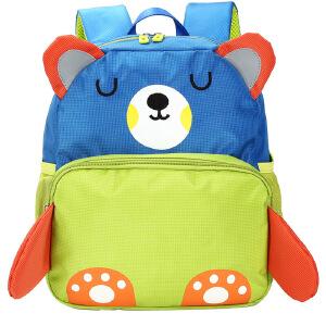【2件2.9折,1件3.5折】卡拉羊儿童书包幼儿园女3-4-6岁幼儿小书包宝宝背包减负双肩包C6005
