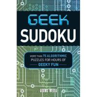 【预订】Geek Sudoku: More Than 75 Algorithmic Puzzles for