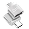 DM 手机U盘Type-c转接头 USB转Type-c A款 说变就变,多功能TYPE-C转接头,正反可插