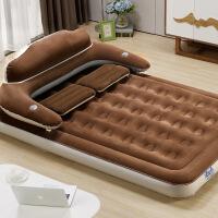 门扉 充气床 懒人沙发充气床垫卡通靠背床垫单人双人家用卧室气垫床