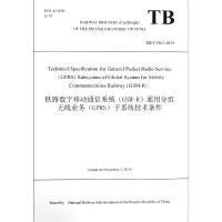 铁路数字移动通信系统通用分组无线业务子系统技术条件(TB\T3363-20