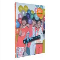 原装正版 TFBOYS新专辑TF BOYS HEART梦出发CD+海报+写真集