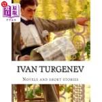 【中商海外直订】Ivan Turgenev, Novels and Short Stories