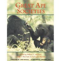 【预订】Great Ape Societies