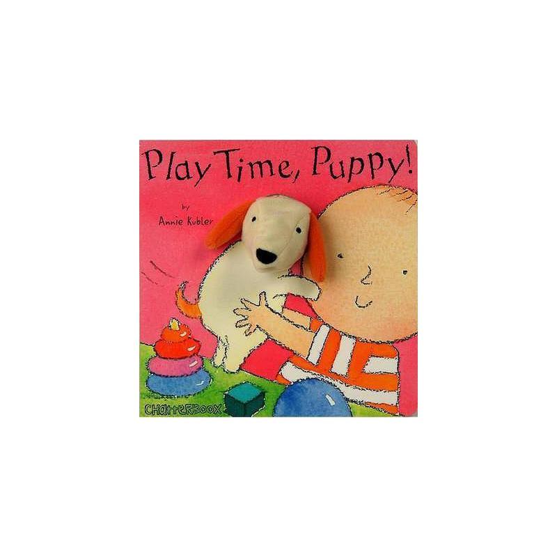 【预订】Play Time, Puppy! 美国库房发货,通常付款后3-5周到货!