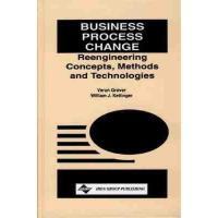 【预订】Business Process Change: Reengineering Concepts